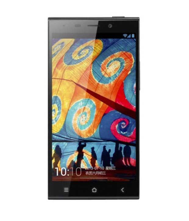 Gionee Elife E7 16GB Black Mobile