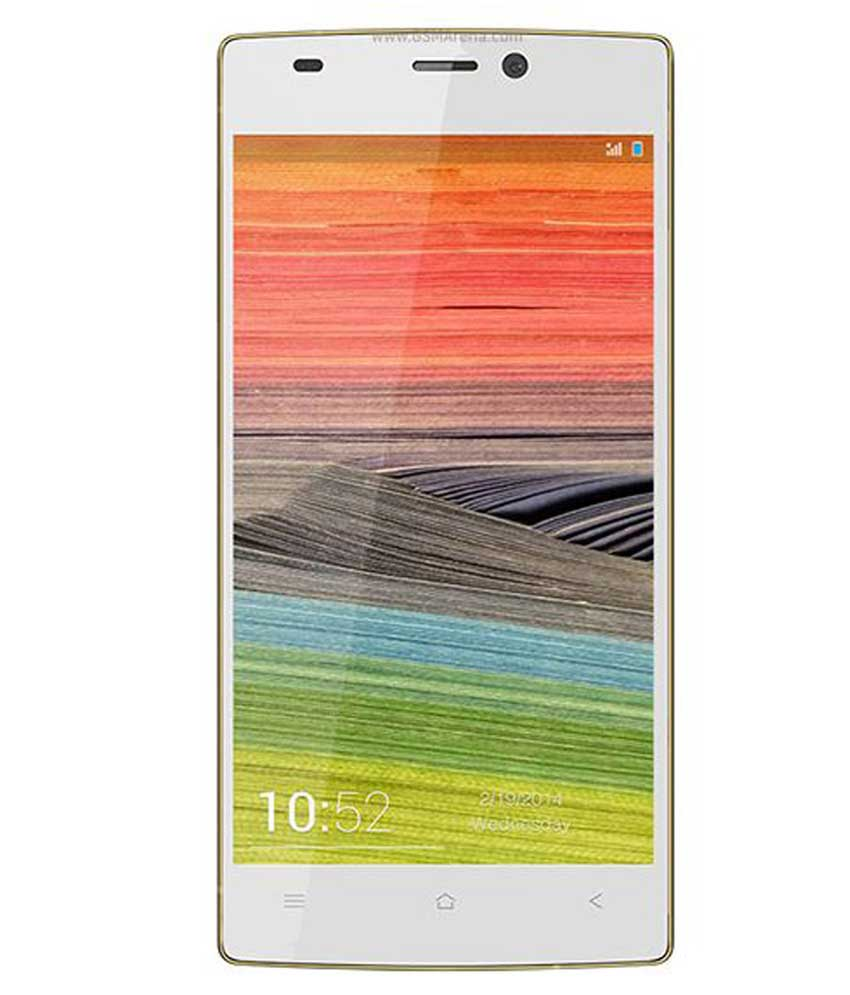 Gionee Elife S5.5 16GB White Mobile