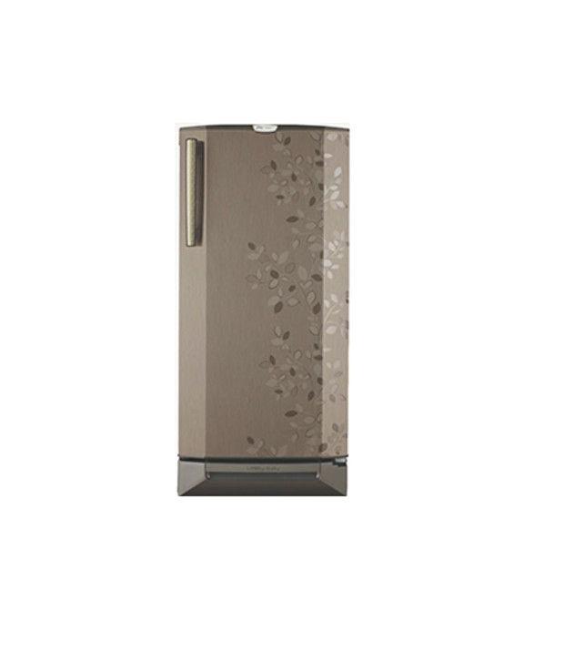 Godrej RD Edge Pro 210 PD 210-ltr Direct Cool Single Door Refrigerator, Carbon Leaf