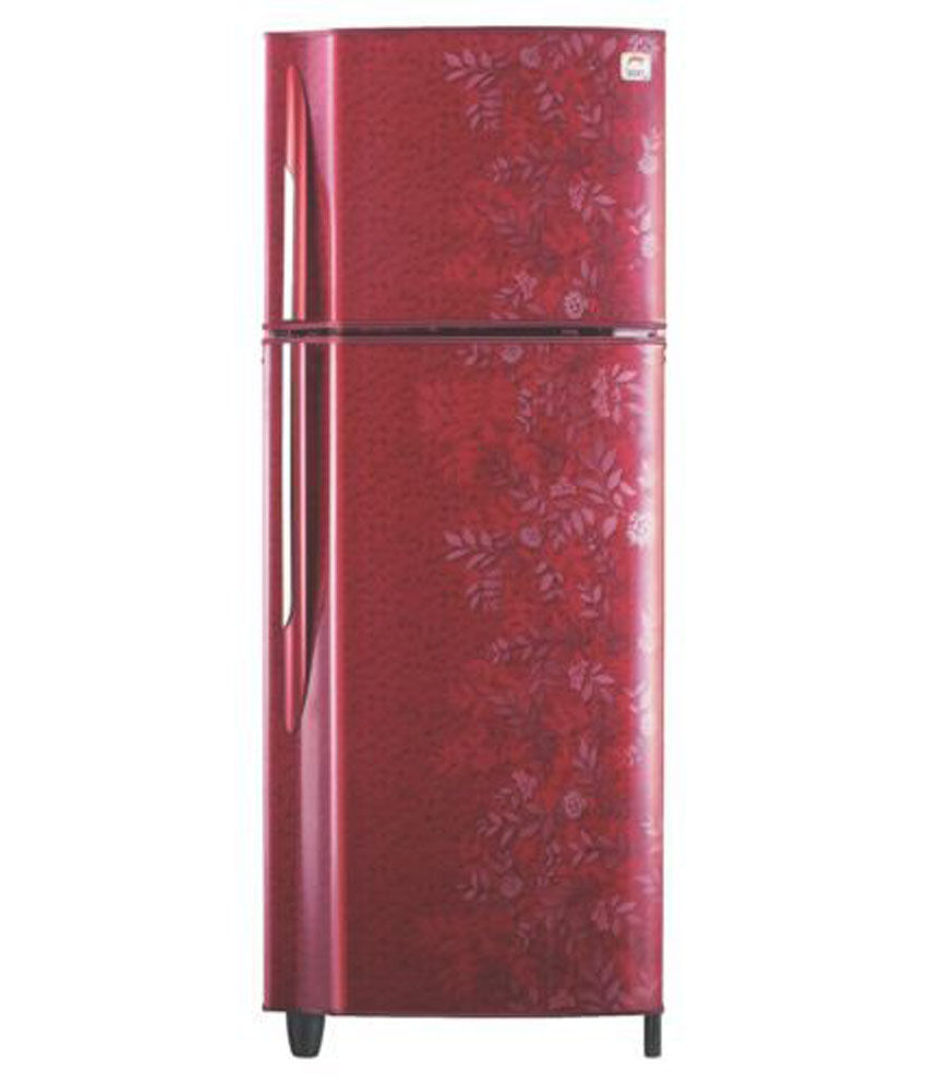 Godrej Rt Eon 240 P 3.3 240-ltr Frost Free Double Door Refrigerator, Red