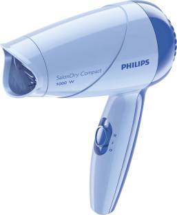 Philips HP 8100/06 1000W Compact Dryer, Blue