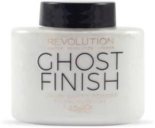 Makeup Revolution London Finish Luxury Baking Powder, Highlighter Ghost