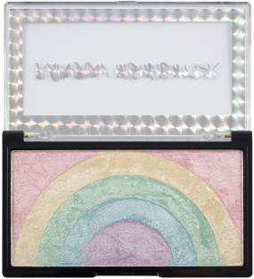Makeup Revolution London Rainbow Highlighter For Women Rainbow, 10 Gm