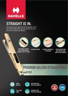 Havells HS-4151 Hair Straightener