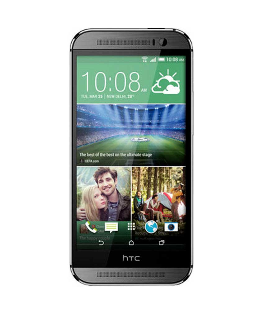 HTC One M8 16GB Grey Mobile