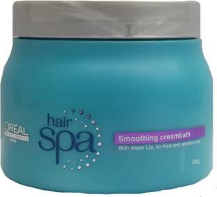 Loreal Paris Hair Spa Smoothing Creambath, 490 ml