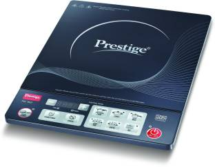 Prestige PIC-19.0 Push Button Induction Cooktop, Black
