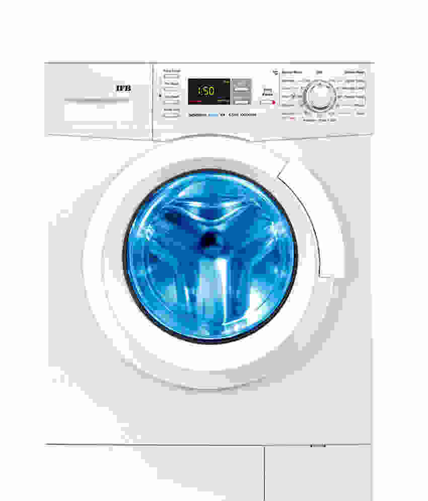 IFB 6.5Kg Senorita Fully Automatic Front Load Washing Machine White (Senorita Aqua VX - 6.5, White)