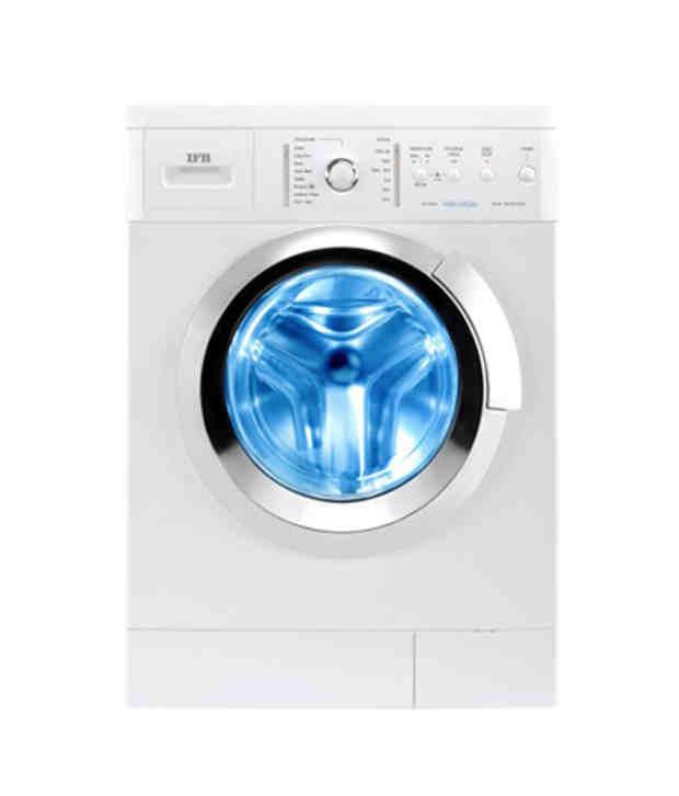 IFB 6Kg Fully Automatic Front Load Washing Machine White (Elena Aqua VX, White)