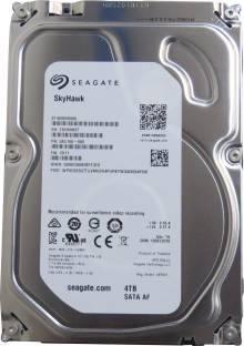 Seagate NAS HDD (ST4000VN000) 4TB Desktop Internal Hard Drive