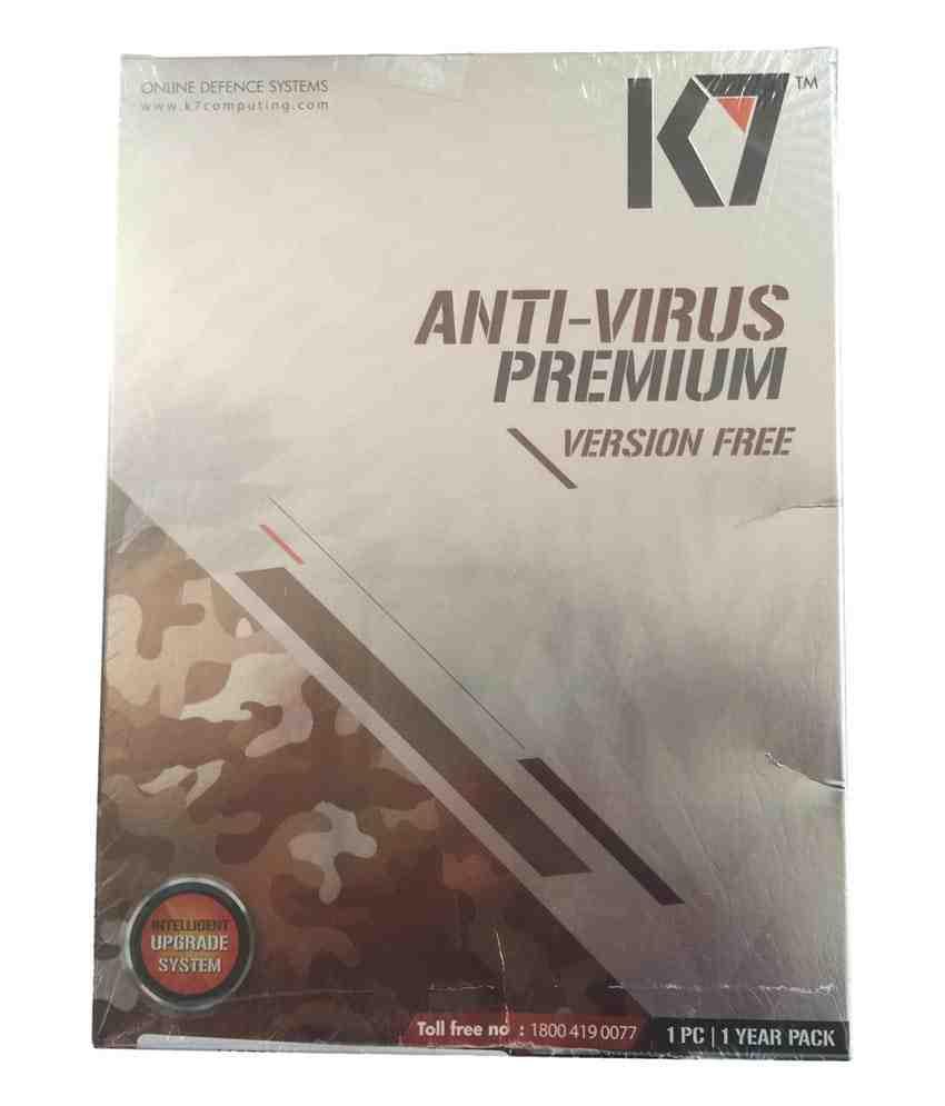 k7 antivirus for pc price