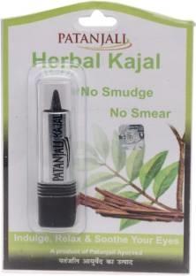 Patanjali Herbal Black Kajal, 3 GM