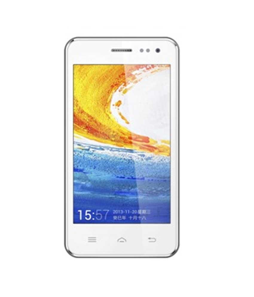 Karbonn A93 4GB White Mobile