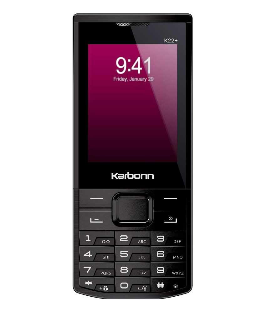 Karbonn K22 Plus Mobile