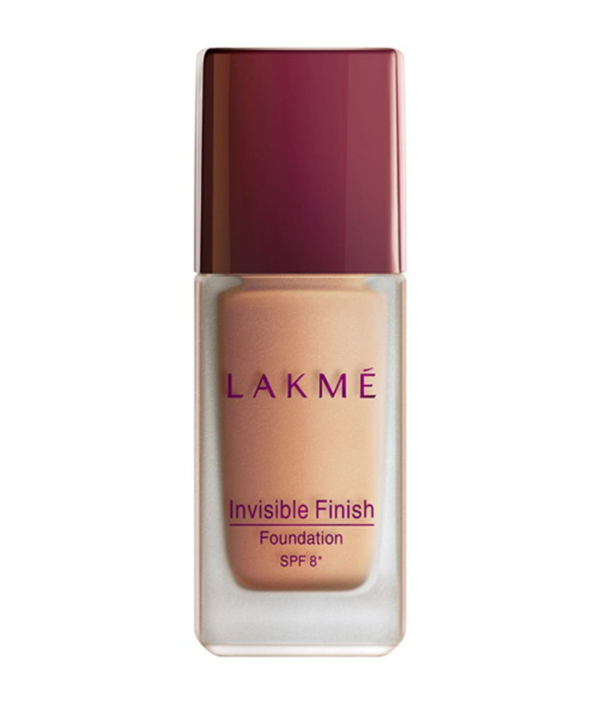 Lakme Invisible Finish Foundation 05, Spf 8, 25Ml