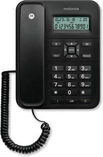 Motorola CT202i Corded Caller ID Landline Phone
