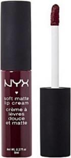 NYX Soft Matte Lip Cream For Women COPENHAGEN 20, 8 ML