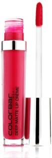Colorbar Deep Matte Lip Cream For Women Deep Lily 002 6 ML