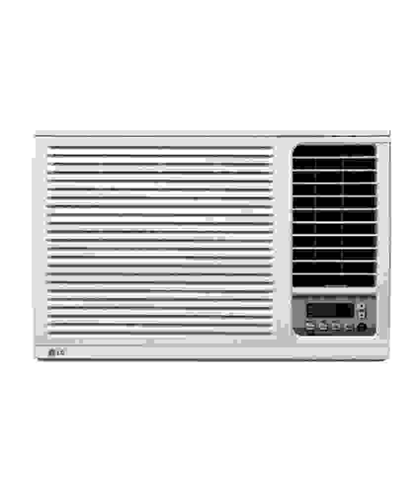 LG 1.5 Ton 3 Star LWA5GW3A Window AC White