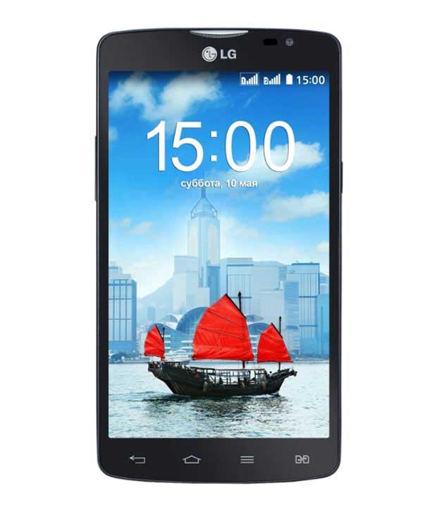 LG L60 4GB Black Mobile