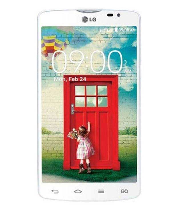 LG L80 D380 4GB White Mobile