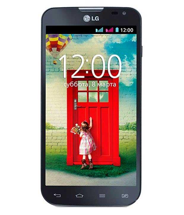 LG L90 D405 8GB Black Mobile