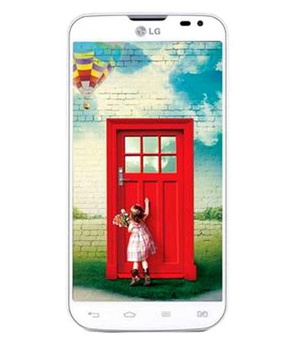 LG L90 8GB White Mobile