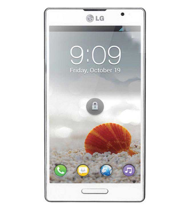 LG Optimus L9 P765 4Gb White Mobile