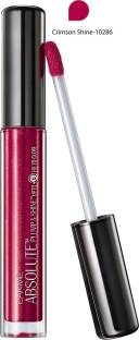Lakme Absolute Plump & Shine Lip Gloss, Crimson Shine
