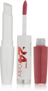 Maybelline New York Superstay 24 Color 2 Step Lipstick - 045 Wear On Wildberry