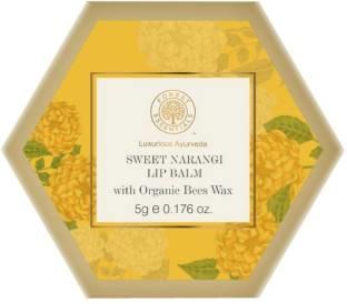 Forest Essentials Sweet Narangi Fruity Lip Balm 5 Gm