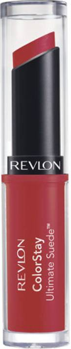 Revlon Colorstay Ultimate Suede Lipstick, Catwalk