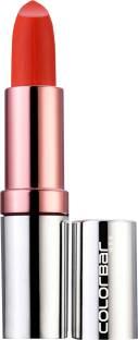 Colorbar Matte Touch Lipstick - 13 M Orange Punch,4.2 g