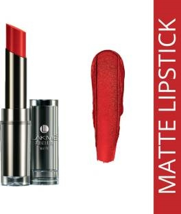 Lakme Absolute Sculpt Matte Lipstick Red Envy