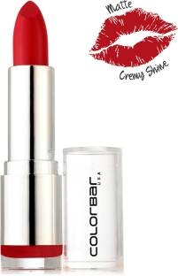 Colorbar Velvet Matte Lipstick For Women Shy Cherry 4.2 GM