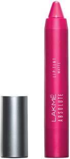 Lakme Absolute Lip Pout Matte Lipstick Pink Fantasy