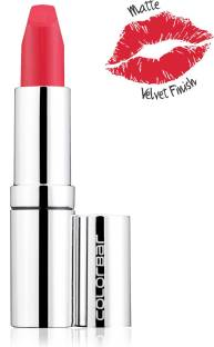 Colorbar Darkened Summer Matte Touch Lipstick - MTL042 Peach Life