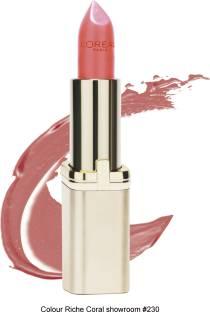 Loreal Paris 230-Coral Showroom Color Riche Lipstick
