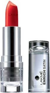 Lakme Enrich Satin Lipstick, P164