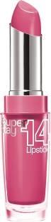 Maybelline Super Stay 14 HR Lipstick, 180 Ultimate Blush 3.3 GM