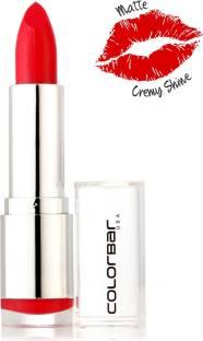 Colorbar Velvet Matte Lipstick Hot Hot Hot 4.2G
