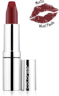 ColorBar Matte Touch Lipstick  Earthy Brown