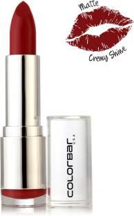 Colorbar Velvet Matte Lipstick  Over the top 1