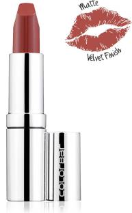 Colorbar Darkened Summer Matte Touch Lipstick - MTL038 Brown Rush