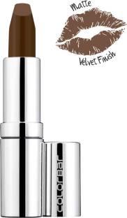 Colorbar Matte Touch Lipstick - Irish Wood 47 M