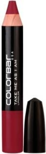Colorbar Take Me As I Am Lipcstick For Women Plum Rage 021, 3.94 GM