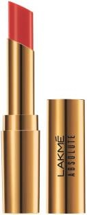 Lakme Absolute Argan Oil Lipstick Drenched Red