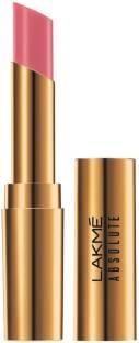 Lakme Absolute Argan Oil Lipstick, Silky Blush