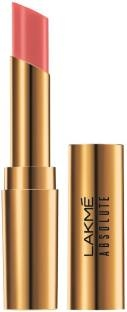Lakme Absolute Argan Oil Lipstick, Peaches Cream