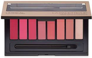 Loreal Paris Cosmetics Colour Riche Lip La Palette Lipstick For Women Pink 0.14 OZ